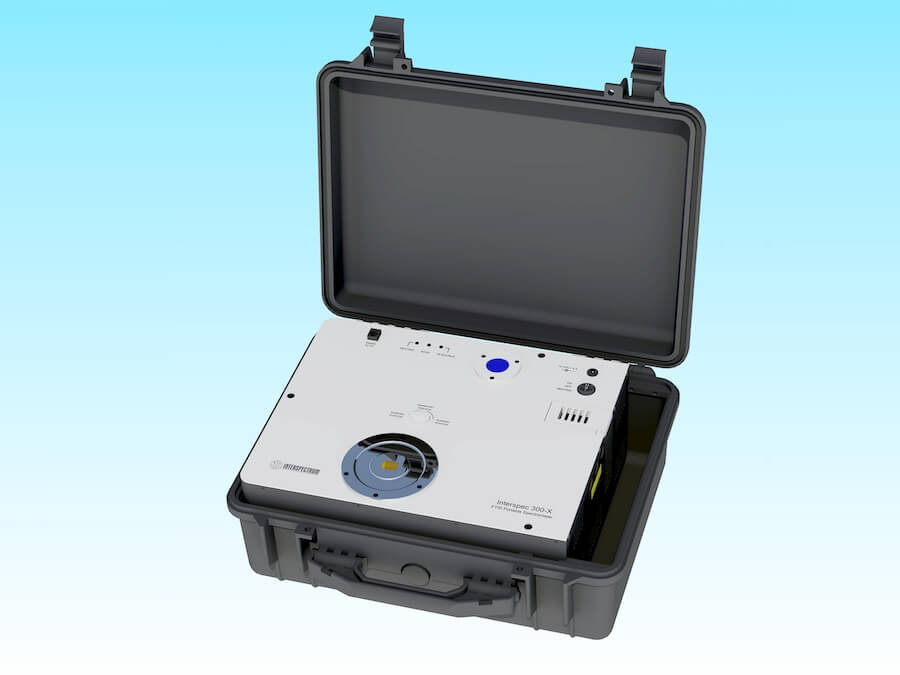 Portable FTIR/FTNIR spectrometer Interspec 300-X