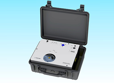 Portable FTIR spectrometer Interspec 300-X