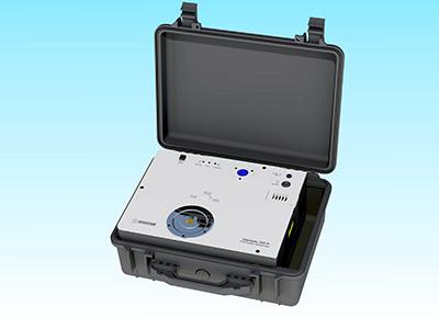 Portable FTIR spectrometer Interspec 300-X