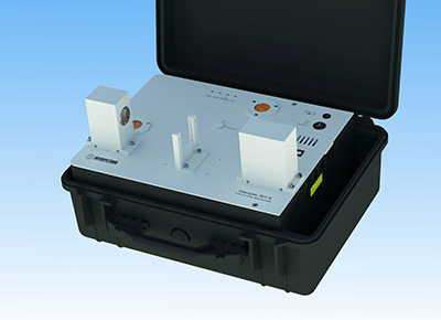 Interspec 301-x with open optical path