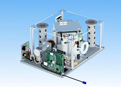 FTIR/FTNIR module Interspec 402-X