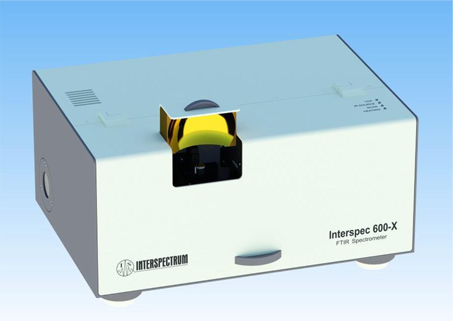 FTIR spectrometer Interspec 600-X