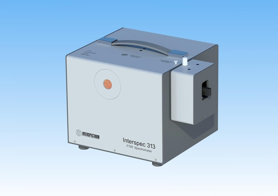 Compact FTIR spectrometer Interspec 313
